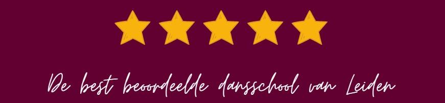 De best beoordeelde dansschool van Leiden
