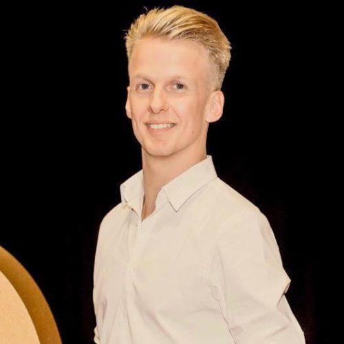Joost Findhammer - dansleraar bij Dansschool Dance Fit Leiden - HCA fotografie